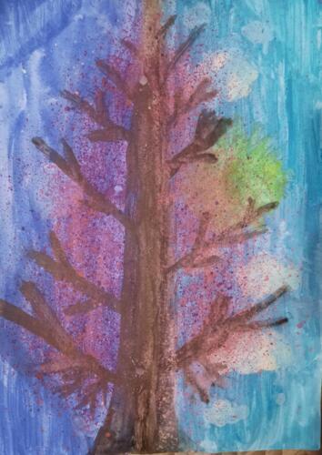 Urtė medis